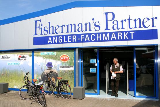 Fisherman's partner