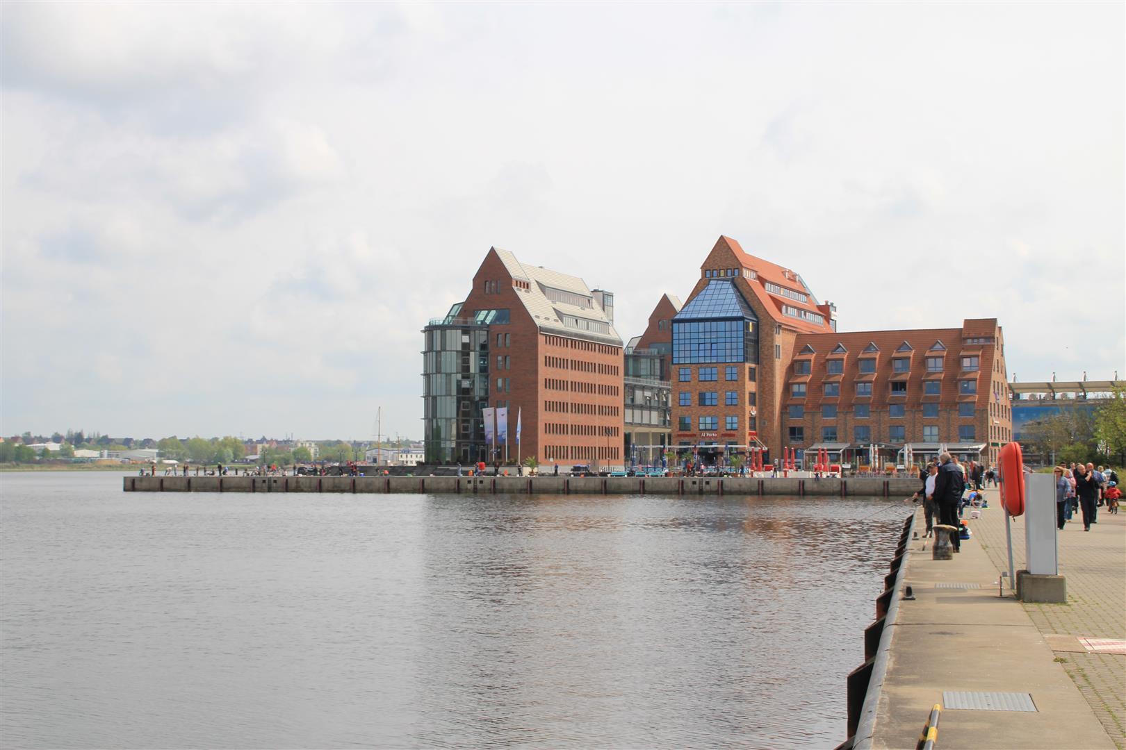 Heringsangeln Rostock