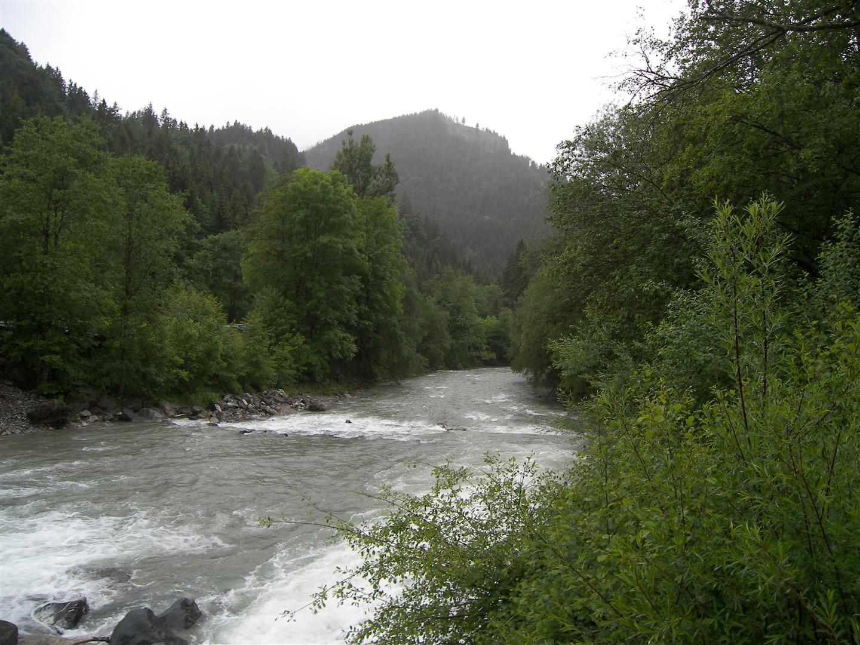 Ostrach Fluss