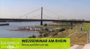 Welsseminar am Rhein