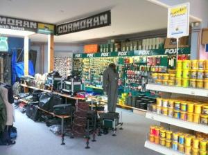 fishermans partner angelgeschäft schiffdorf-spaden bei bremerhaven