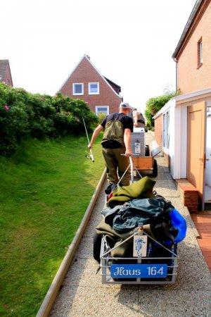 Pension Seepferdchen auf Baltrum