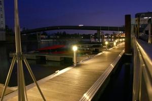 Westhafen-Pier