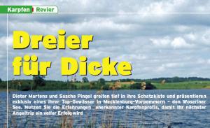 Dreier für Dicke (10/2006)