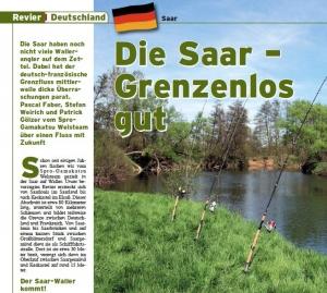 Die Saar - grenzenlos gut! (10/2007)