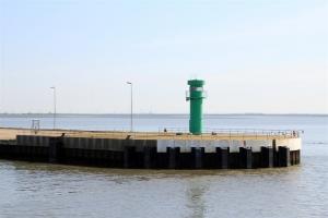 Hafenmole Büsum (Ostmole)
