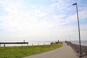 Hafenmole Büsum (Westmole)