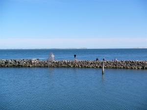 Angelplatz Sylt - Hafen Hörnum Außenmole