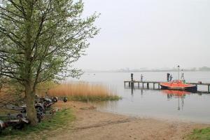 Angelplatz an der Unterwarnow – der alte Fähranleger Oldendorf in Rostock