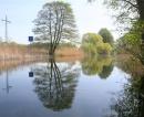 Das kurze Stück der Havel zwischen Woblitzsee und Großerm Labussee