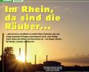 Im Rhein, da sind die Räuber ... (6/2007)