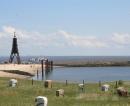 Angelplatz Kugelbake bei Cuxhaven