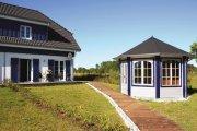 Altefähr Ferienhaus auf Rügen am Strelasund